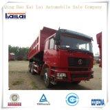 Shacman D'long 6x4 420HP 30t~50t 덤프 트럭 또는 팁 주는 사람 트럭