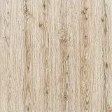 azulejo de piso de madera de la porcelana del final de grano del chorro de tinta de 600*600m m