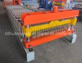 A telhadura de aço automática da alta qualidade lamina a formação da máquina
