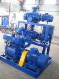 물 반지 진공 펌프가 Jzj2b70-2.2.1에 의하여 뿌리박는다