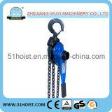 ShuanggeのブランドHsh-E 6トンの鎖のレバーのブロック