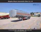 De grote Aanhangwagen van de Vrachtwagen van de Tanker van de Brandstof van het Volume 50000L of van de Tanker van de Brandstof Semi met As 3