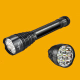 バイクLED Flashlight、SaleティムSg12kのためのBicycle LED Flashlight
