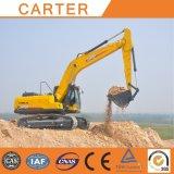 Excavadores resistentes de múltiples funciones calientes de la retroexcavadora de la correa eslabonada de las ventas CT200-7A (20T)