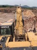 Trattore a cingoli usato 324D dell'escavatore