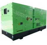 Generador diesel silencioso estupendo de 200kw / 250kVA con el motor BRITÁNICO de Perkins Ce / CIQ / Soncap / ISO