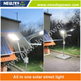 One Solar LED Street Lightの60W Solar Panel Integrated All