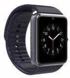 Schwarze Synchrounisierung Smartwatch Gt08 des Bildschirm-Feld-Telefon-SMS Bluetooth