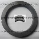 Anel do período da grafita do carbono para componentes do equipamento da indústria