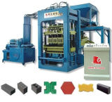 Concreet Blok die Machine maken (QT6-15)