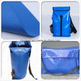 De pvc Met een laag bedekte Stof van uitstekende kwaliteit van de Zak/Plastic Zak Bag/Waterproof