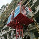 Sc200/200頻度インバーター材料および乗客の構築の建物の起重機