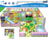 Grande Playground Indoor meio aberto interior macio Playground (A-08401)