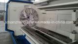 Qk1335 큰 구멍 높은 정밀도 CNC 선반 공작 기계 가격