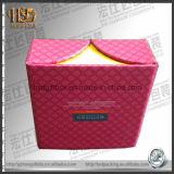 Caja de regalo de empaquetado de papel de la alta calidad de la fabricación