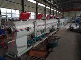 Línea 110-315m m de la protuberancia del tubo de la presión del abastecimiento de agua del PE del HDPE