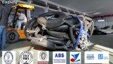 Aile en caoutchouc pneumatique pour des exécutions de Sts avec la conformité de Dnv