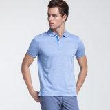 Оптовый Mens 100 рубашек пола хлопка с подгонянной вышивкой или печатание логоса
