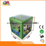 Machine van de Klauw van het Stuk speelgoed van de Kraan van het Suikergoed van de Kubus van goedkope Rubik van de Spelen van de Arcade de Commerciële voor Verkoop Maleisië