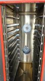 Four de convection de gaz pour faire toutes les nourritures de genres avec 10 plateaux (ALB-10Q)