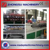 PVC WPC снимая кожу с завода машины штрангпресса доски пены