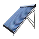 分割加圧太陽水暖房装置