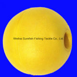 Bouée matérielle de pêche de flotteur de la qualité PVC/EVA
