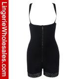Bodysuit Shapewear를 체중을 줄이는 높은 허리 배 셰이퍼 개머리판쇠 기중기 통제