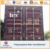 fibra de la fibra del monofilamento del polipropileno de 4m m 6m m 8m m 12m m 16m m 19m m 13m m 20m m PP