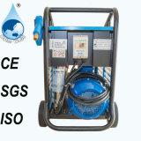 Producto de limpieza de discos de alta presión con control del LCD del generador