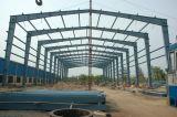 Gruppo di lavoro chiaro della struttura d'acciaio di Q345b Q235