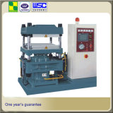 Gummivulkanisierenmaschine