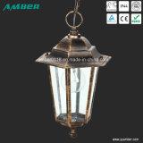Sechs LED-hängendes Glaslicht mit Cer-Bescheinigung