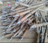 L'attache au sol de vis pour l'usine de construction fournissent Asia@Wanyoumaterial. COM