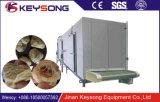 Hohe Kapazitäts-Tunnel-kastenähnlicher Mikrowellen-Trockner-Ofen