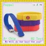 Coloful 1GB, 2GB, 4GB USB Pulsera USB Key (GC-SW-001)