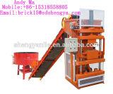 中国の最高によっては機械装置Sy1-10の販売の低価格の粘土の煉瓦作成機械のための半自動具体的な煉瓦作成機械が利益を得る