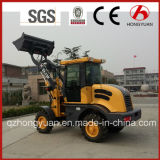 1.2ton CER Certificate Euro III Engine Zl12f Wheel Loader