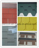 Heißer Verkaufs-europäisches Dach deckt bunte Asphalt-Schindeln ab