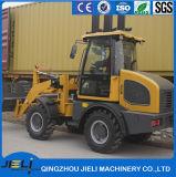 건설장비 판매를 위한 1.5 톤 프런트 엔드 로더 제조자