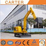 Heiße Verkaufs-Löffelbagger-Gleisketten-hydraulischer Exkavator der Verkaufs-CT45-8b (23m3) heiße