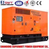 Superwatt力のパーキンズが付いている無声ディーゼル発電機52kwのディーゼル発電機