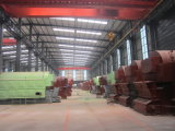 De grote Volledige Ketelkolen van de Oven, Houten Industriële Stoomketel