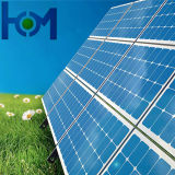 3.2mm PV Module Use Coated Tempered Solar Panel Glass con SPF, iso, SGS