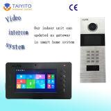 Eingebauter Speicher-videotürklingel China-Taiyito für Landhaus mit Hauptautomatisierungs-Funktion