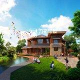 Caihongzhishengの透視図の外部のレンダリングのプロジェクト01