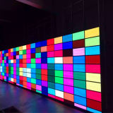 Doubles Afficheur LED/écran d'intérieur de la couleur P3.75