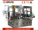 線形タイプOPPロール連邦機関か熱い溶解の接着剤の分類機械