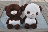 주문품 채워진 장난감 동물은 자신의 견면 벨벳 장난감을 디자인한다