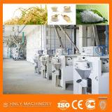 Moinho de farinha industrial doméstico do trigo da pequena escala